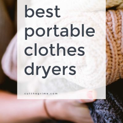 Best Portable Clothes Dryers for Your Home