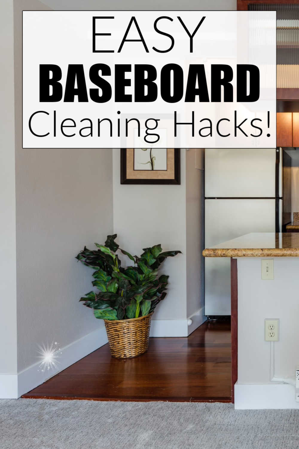 How to Clean Baseboards - Hacks You Need in Your Life