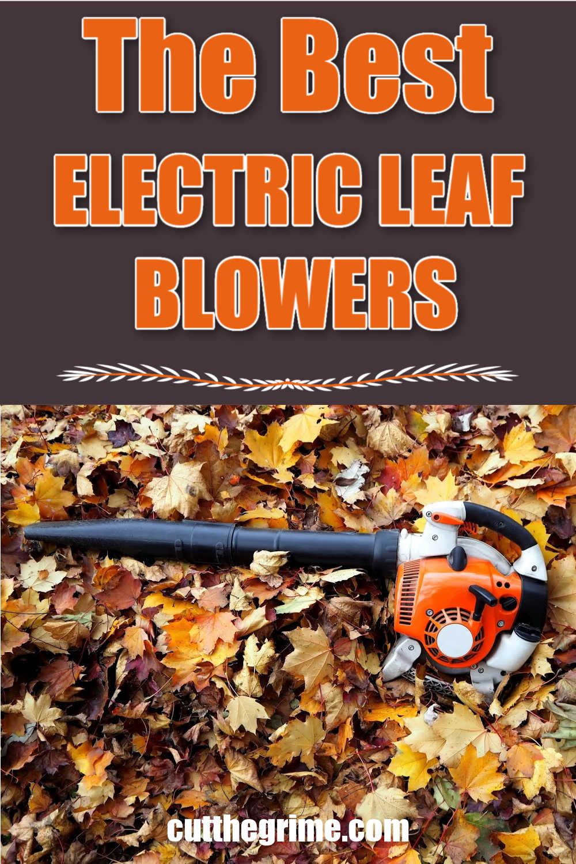 Best Electric Leaf Vacuum Blower