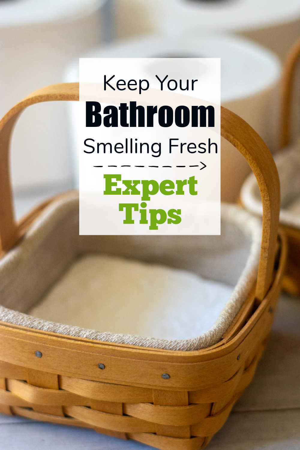 10 Ways to Make Your Bathroom Smell Fresh