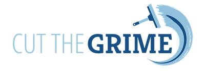 Cut the Grime logo